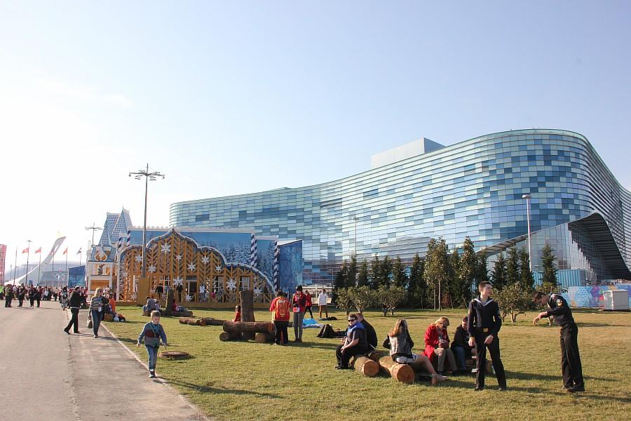 Олимпийский парк, Sochi2014, фотография, Аксанов Нияз,kukmor, Олимпиада, Сочи2014, болельщики,стадионы,Зимние Олимпийские Игры, of IMG_0222