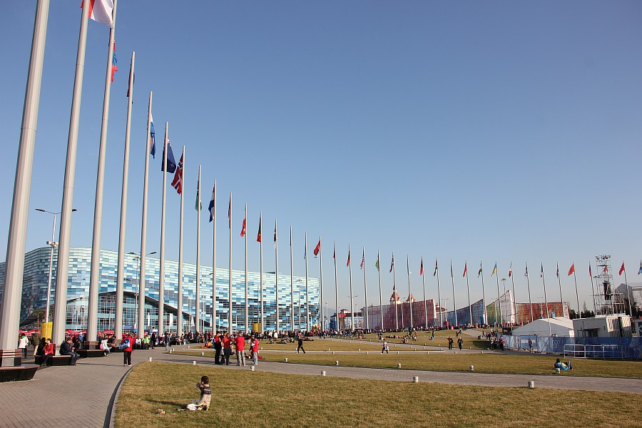Олимпийский парк, Sochi2014, фотография, Аксанов Нияз,kukmor, Олимпиада, Сочи2014, болельщики,стадионы,Зимние Олимпийские Игры, of IMG_0275