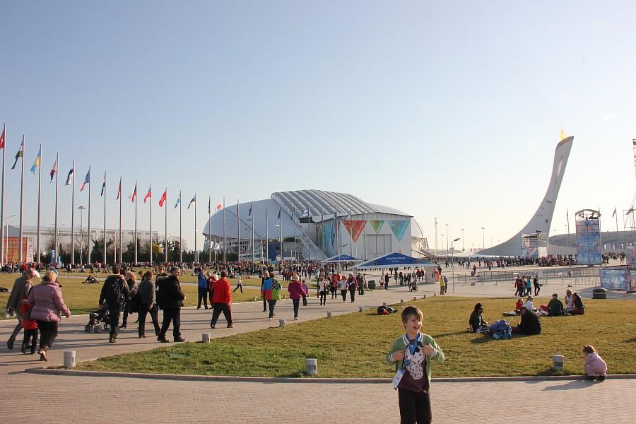Олимпийский парк, Sochi2014, фотография, Аксанов Нияз,kukmor, Олимпиада, Сочи2014, болельщики,стадионы,Зимние Олимпийские Игры, of IMG_0277