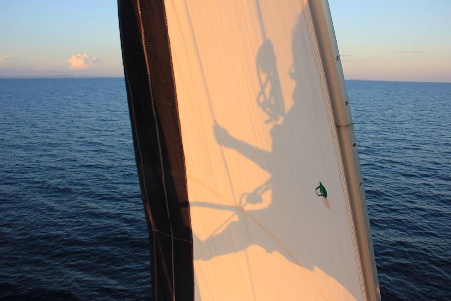 Закат, море, Хорватия, путешествия, красота, фотография, Аксанов Нияз, kukmor, яхта, яхтинг, мачта, жж, lj,  of IMG_4121