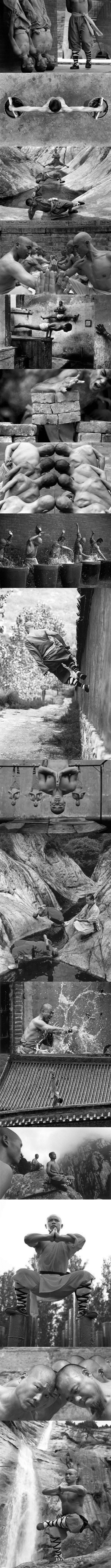 Тренировки Шаолиньских монахов2
