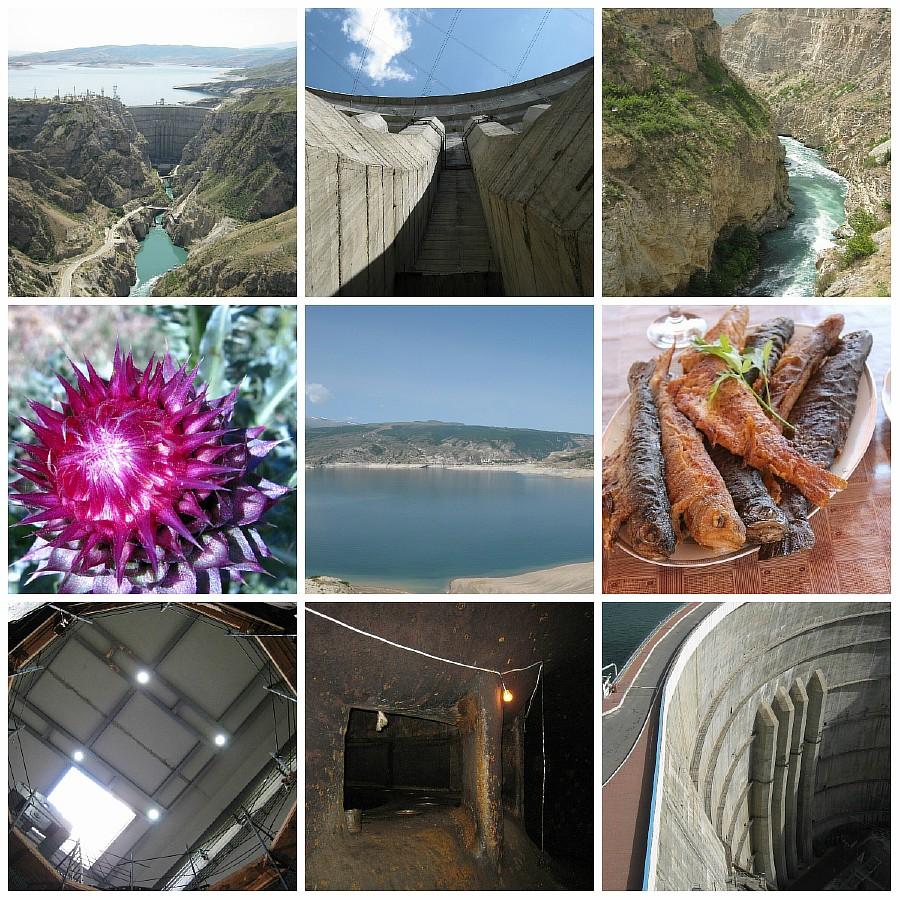 Дагестан, ГЭС. фотографии, Аксанов Нияз, kukmor, Чиркейская ГЭС, Чиркейское водохранилище, электростанция, жж, lj, of IMG_8850