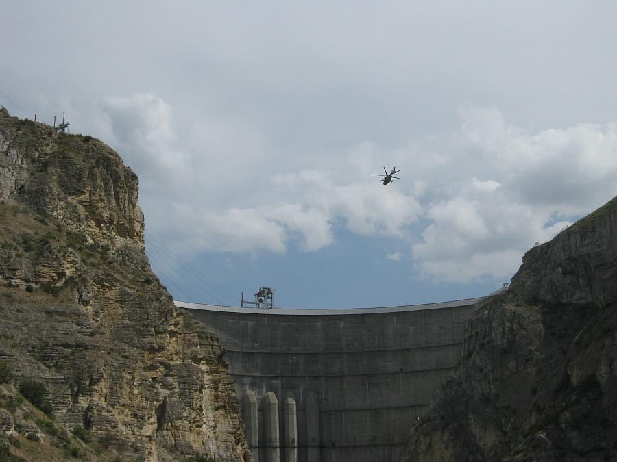 Дагестан, ГЭС. фотографии, Аксанов Нияз, kukmor, Чиркейская ГЭС, Чиркейское водохранилище, электростанция, жж, lj, of IMG_9125