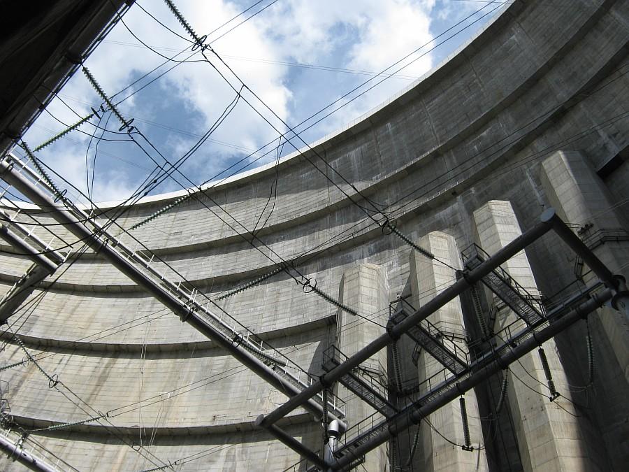 Дагестан, ГЭС. фотографии, Аксанов Нияз, kukmor, Чиркейская ГЭС, Чиркейское водохранилище, электростанция, жж, lj, of IMG_9160