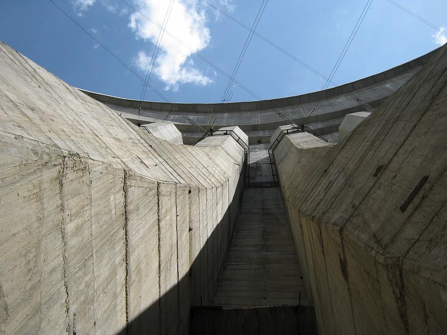 Дагестан, ГЭС. фотографии, Аксанов Нияз, kukmor, Чиркейская ГЭС, Чиркейское водохранилище, электростанция, жж, lj, of IMG_9182