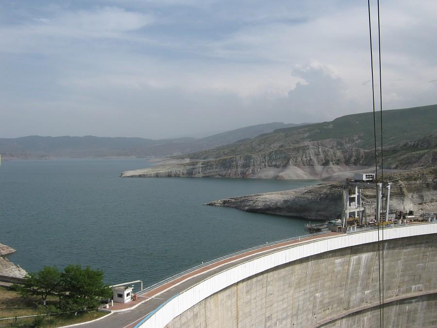 Дагестан, ГЭС. фотографии, Аксанов Нияз, kukmor, Чиркейская ГЭС, Чиркейское водохранилище, электростанция, жж, lj, of IMG_9287