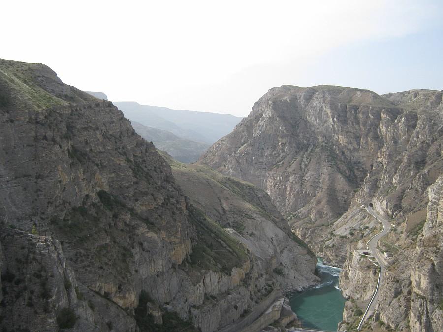 Дагестан, ГЭС. фотографии, Аксанов Нияз, kukmor, Чиркейская ГЭС, Чиркейское водохранилище, электростанция, жж, lj, of IMG_9323