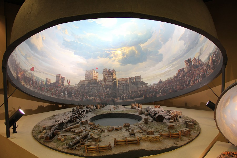 1453, панорама, Стамбул, фотография, путешествия, история, Аксанов Нияз, kukmor, of IMG_4832