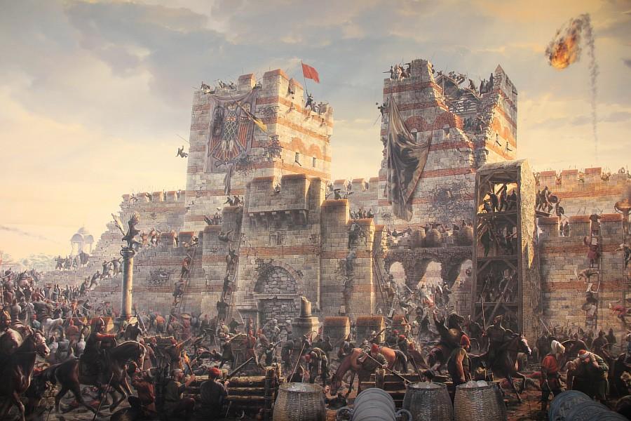 1453, панорама, Стамбул, фотография, путешествия, история, Аксанов Нияз, kukmor, of IMG_4840