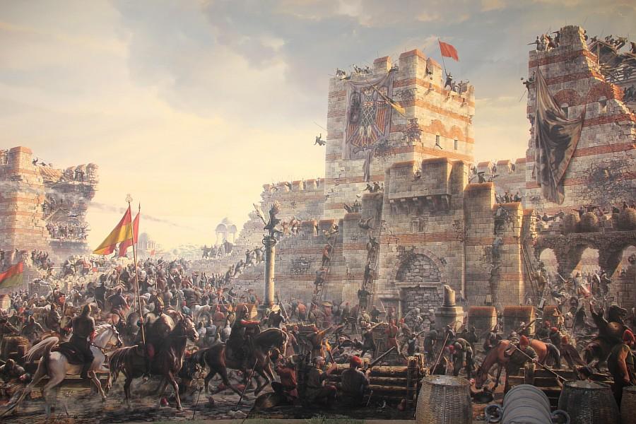 1453, панорама, Стамбул, фотография, путешествия, история, Аксанов Нияз, kukmor, of IMG_4851