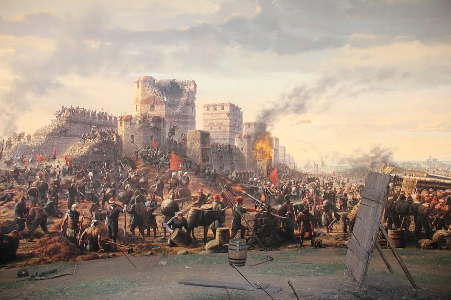1453, панорама, Стамбул, фотография, путешествия, история, Аксанов Нияз, kukmor, of IMG_4862