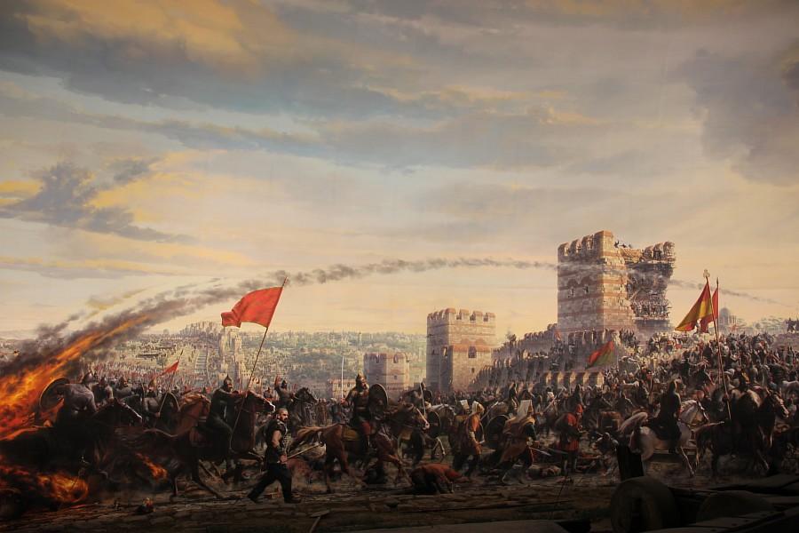 1453, панорама, Стамбул, фотография, путешествия, история, Аксанов Нияз, kukmor, of IMG_4876