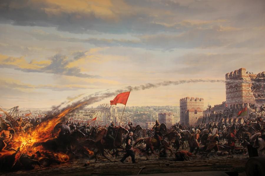 1453, панорама, Стамбул, фотография, путешествия, история, Аксанов Нияз, kukmor, of IMG_4883