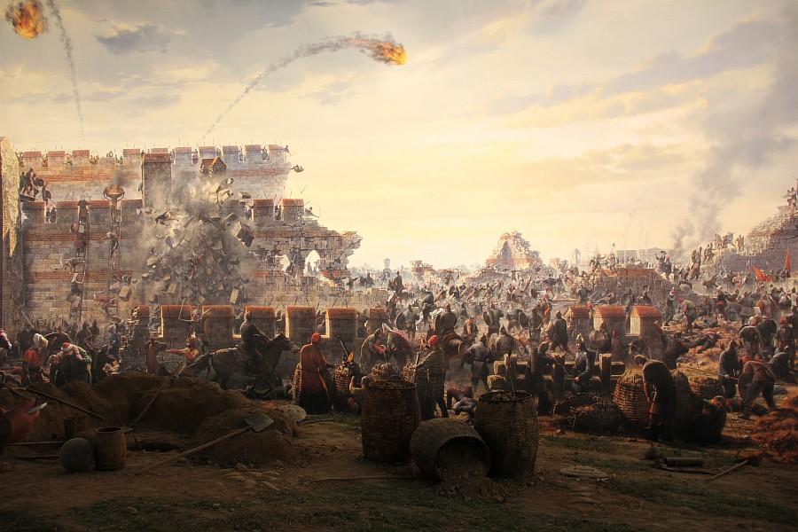 1453, панорама, Стамбул, фотография, путешествия, история, Аксанов Нияз, kukmor, of IMG_4894