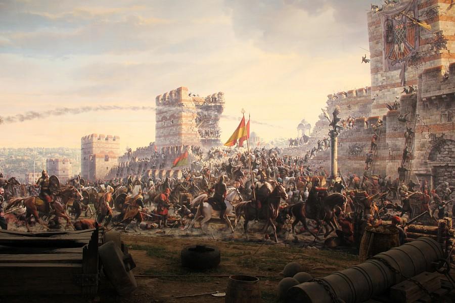 1453, панорама, Стамбул, фотография, путешествия, история, Аксанов Нияз, kukmor, of IMG_4896