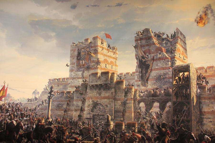 1453, панорама, Стамбул, фотография, путешествия, история, Аксанов Нияз, kukmor, of IMG_4897