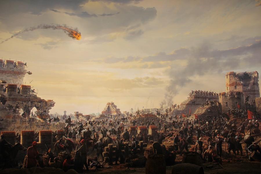 1453, панорама, Стамбул, фотография, путешествия, история, Аксанов Нияз, kukmor, of IMG_4903