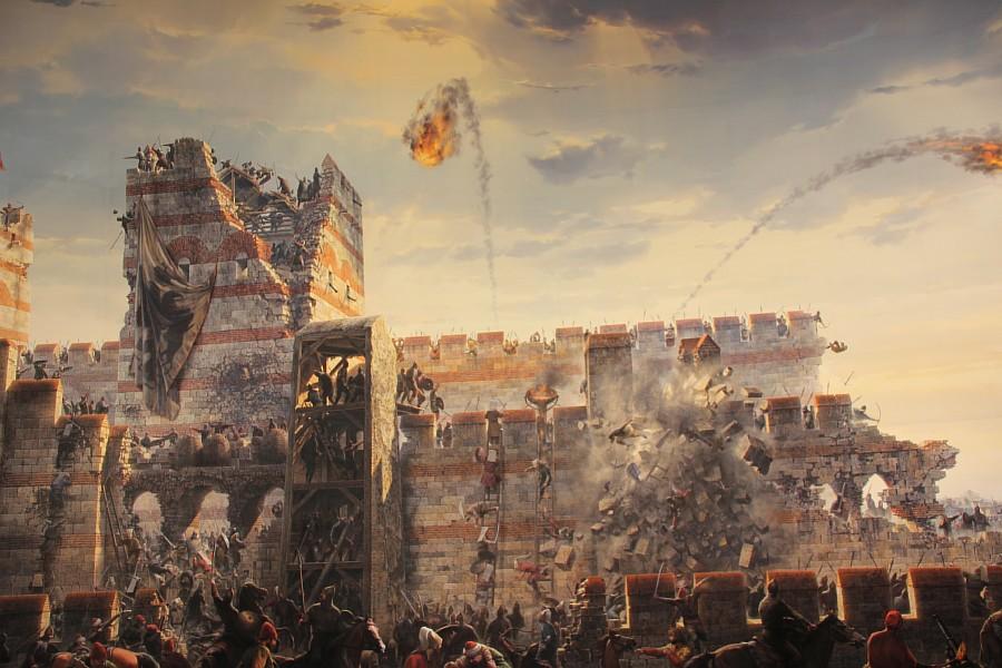 1453, панорама, Стамбул, фотография, путешествия, история, Аксанов Нияз, kukmor, of IMG_4904