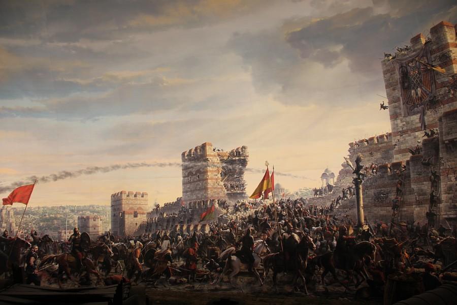 1453, панорама, Стамбул, фотография, путешествия, история, Аксанов Нияз, kukmor, of IMG_4906