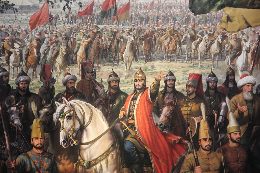 1453, панорама, Стамбул, фотография, путешествия, история, Аксанов Нияз, kukmor, of IMG_4911