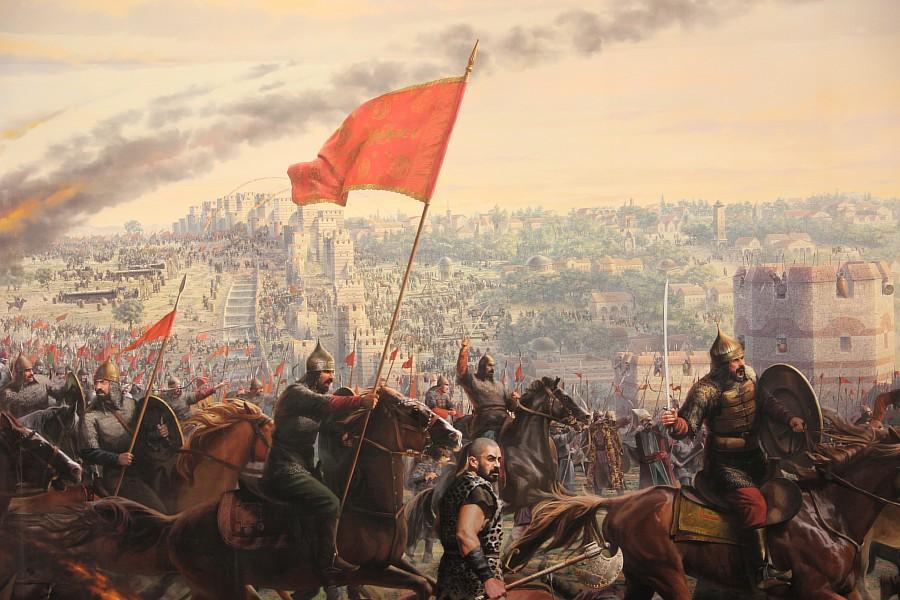 1453, панорама, Стамбул, фотография, путешествия, история, Аксанов Нияз, kukmor, of IMG_4921