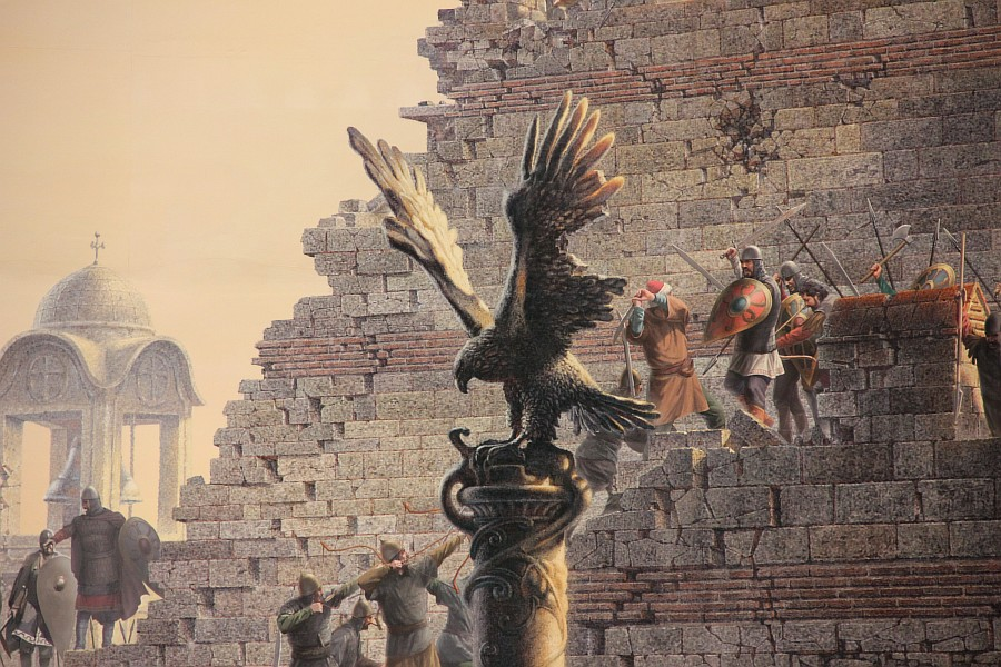 1453, панорама, Стамбул, фотография, путешествия, история, Аксанов Нияз, kukmor, of IMG_4924