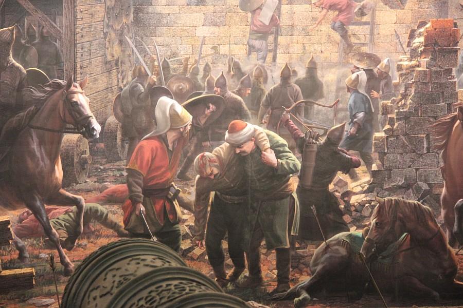 1453, панорама, Стамбул, фотография, путешествия, история, Аксанов Нияз, kukmor, of IMG_4928