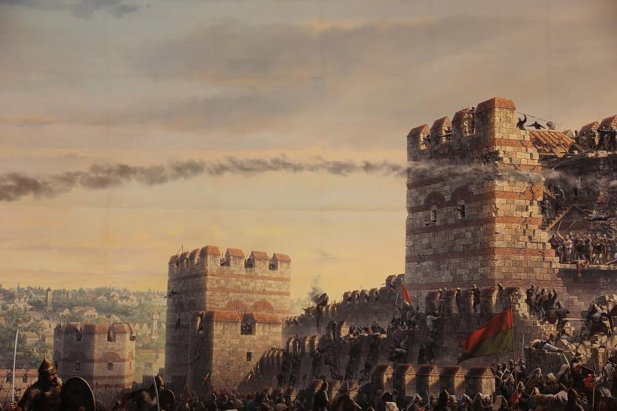 1453, панорама, Стамбул, фотография, путешествия, история, Аксанов Нияз, kukmor, of IMG_4932