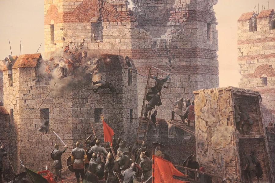 1453, панорама, Стамбул, фотография, путешествия, история, Аксанов Нияз, kukmor, of IMG_4937