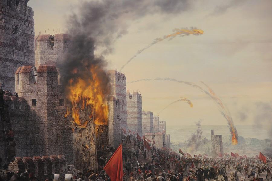 1453, панорама, Стамбул, фотография, путешествия, история, Аксанов Нияз, kukmor, of IMG_4940