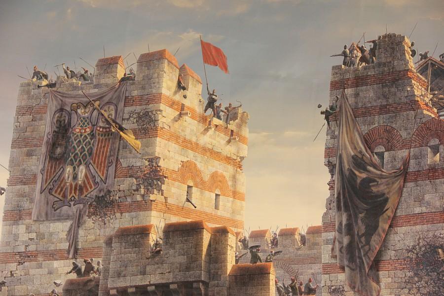 1453, панорама, Стамбул, фотография, путешествия, история, Аксанов Нияз, kukmor, of IMG_4945