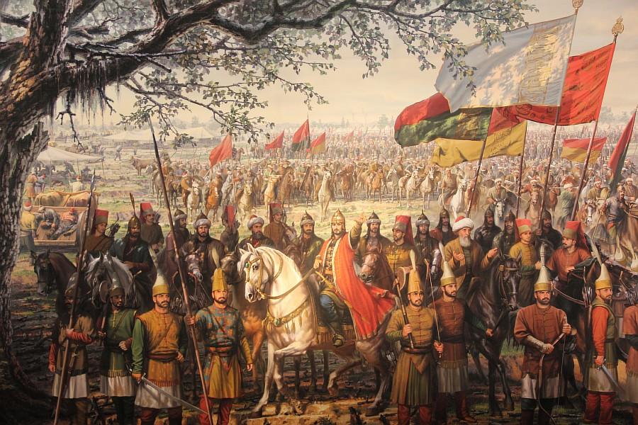 1453, панорама, Стамбул, фотография, путешествия, история, Аксанов Нияз, kukmor, of IMG_4946