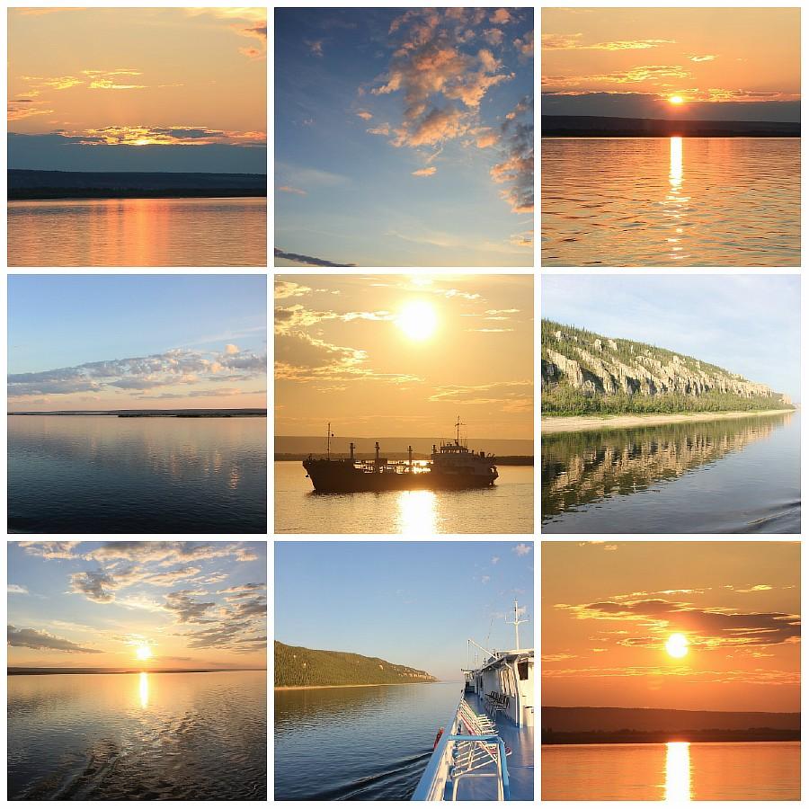 Лена, Якутия, Русский Север, фотография, путешествия, Аксанов Нияз, kukmor, река, жж, lj, блогеры,  of collage