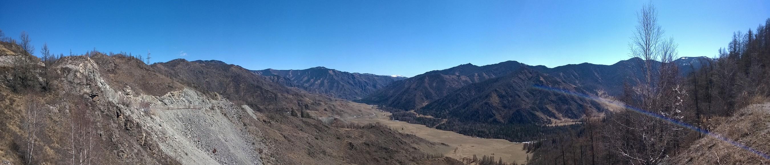 Панорама, Алтай, горы, природа, путешествия, фотография, Аксанов Нияз, kukmor, жж, красота, Катунь, Чуя, река, of WP_20140427_09_33_51_Panorama