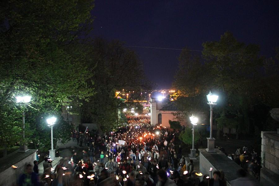 Керчь, факельное шествие, Крым, Россия, Russia, 8 мая 2014, фотография, видео, Аксанов Нияз, kukmor,жж,lj, of IMG_4670