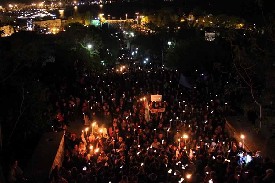 Керчь, факельное шествие, Крым, Россия, Russia, 8 мая 2014, фотография, видео, Аксанов Нияз, kukmor,жж,lj, of IMG_4733