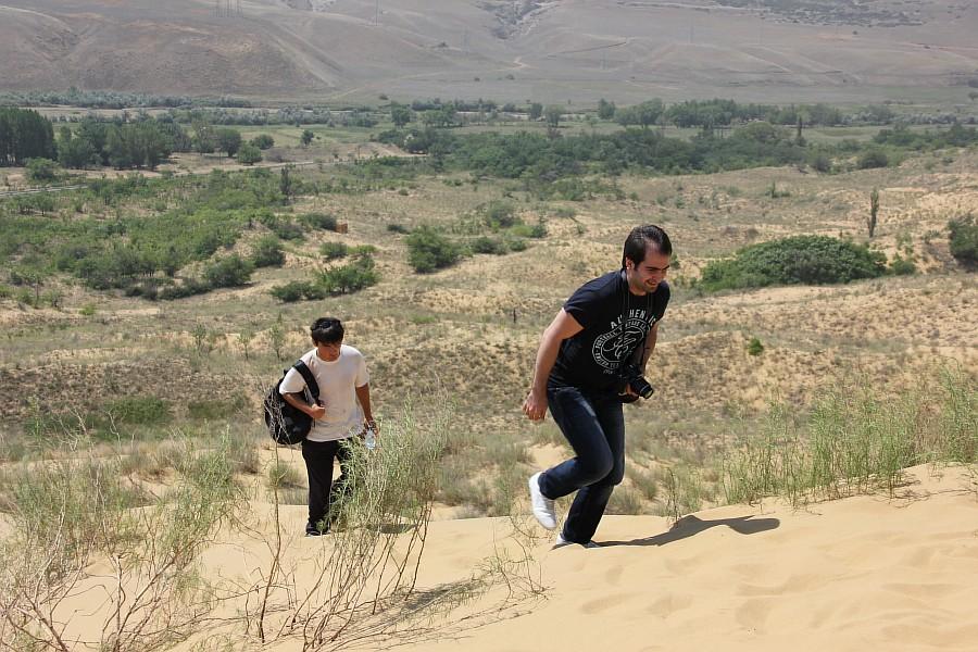 Сарыкумские барханы, Дагестан, фотография, Аксанов Нияз, kukmor, 100скфо, 100skfo, пустыня, барханы, жж, блогтур, of IMG_4408
