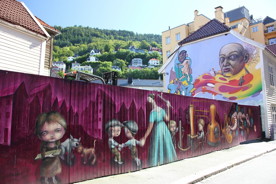Берген, Норвегия, креатив, граффити, Аксанов Нияз, kukmor,  of IMG_6600