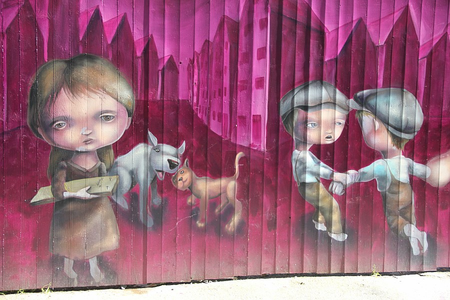 Берген, Норвегия, креатив, граффити, Аксанов Нияз, kukmor,  of IMG_6601