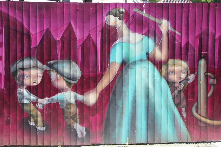 Берген, Норвегия, креатив, граффити, Аксанов Нияз, kukmor,  of IMG_6602