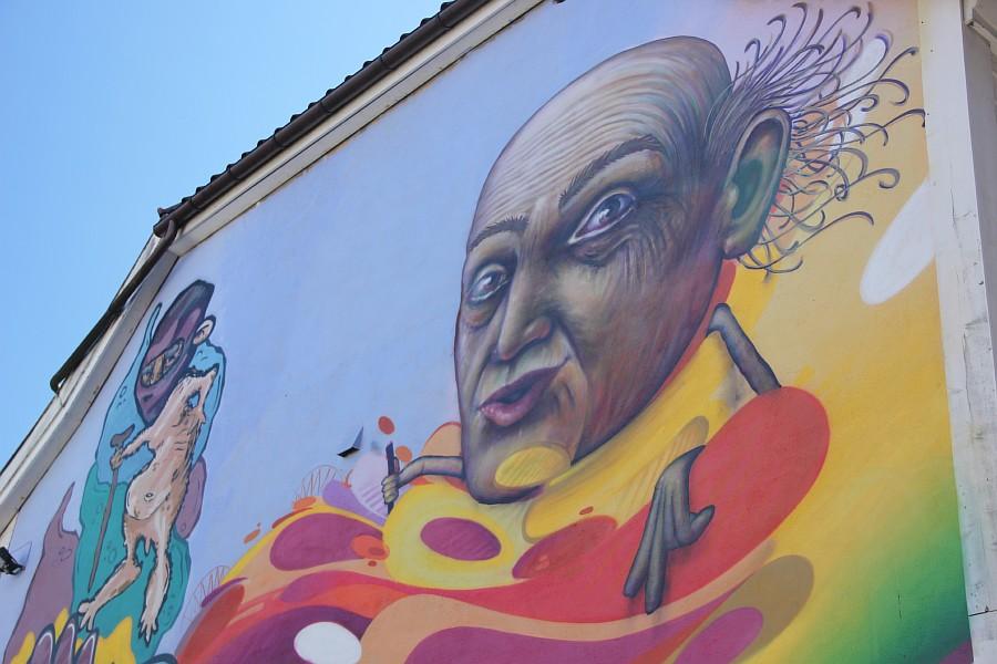 Берген, Норвегия, креатив, граффити, Аксанов Нияз, kukmor,  of IMG_6606