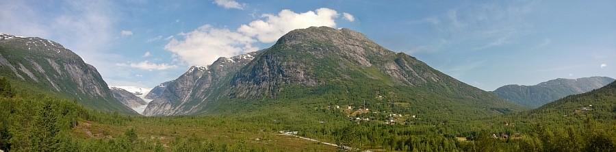 nordfjord, norway, Норвегия, фотография, Аксанов Нияз, путешествия, kukmor, livejournal, блогтур, Согне-фьорд, Нигардсбреен, of WP_20140709_12_31_42_Panorama
