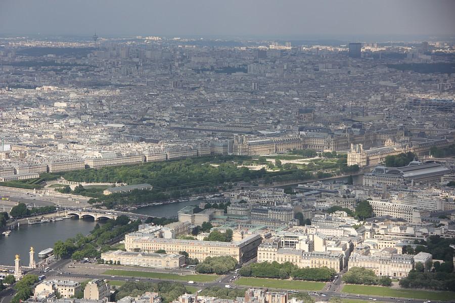 Париж, вид с высоты, эйфелева башня, лувр, путешествия, фотография, Аксанов Нияз, kukmor, жж,lj, of IMG_3344