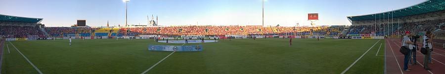 900 Панорама Казань Центральный стадион