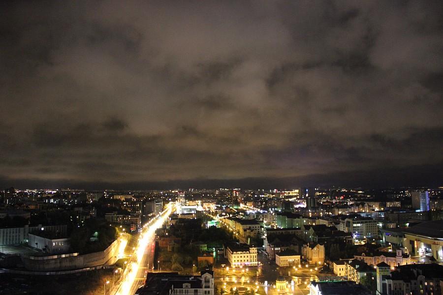 Казань, смотровая площадка, Ночная Казань, фотографии, Аксанов Нияз, kukmor, livejournal, жж, Россия, ночной город, of IMG_2637