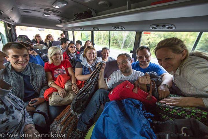 автобус Хабаровск
