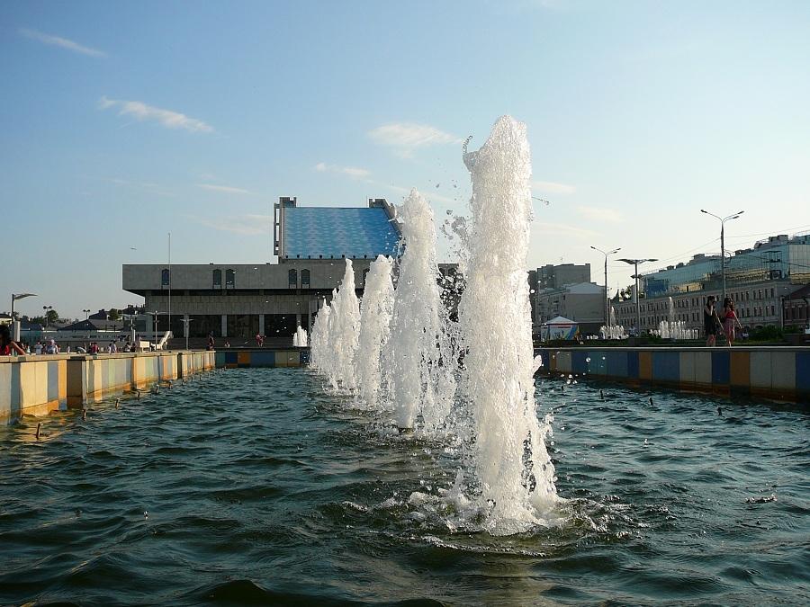 Казань, лето, фотографии, Аксанов Нияз, kukmor, 5