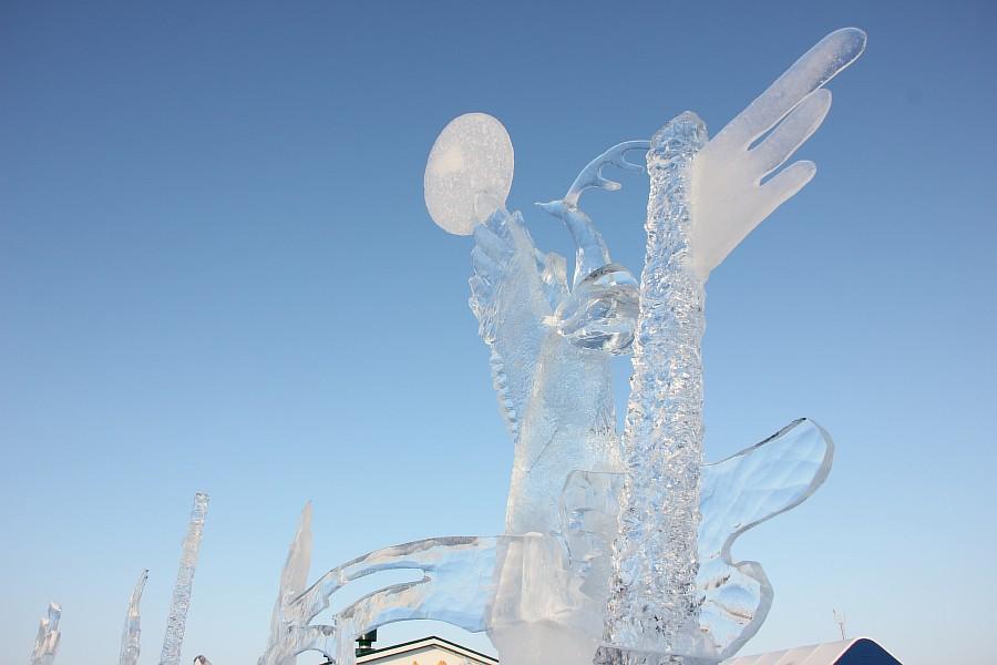 Алтайская Зимовка, лед, красота, креатив, ледяные фигуры, фотографии, Аксанов Нияз, kukmor, Алтайский край, Сибирское подворье, of IMG_3122
