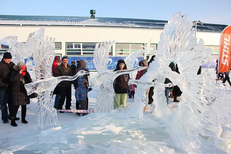 Алтайская Зимовка, лед, красота, креатив, ледяные фигуры, фотографии, Аксанов Нияз, kukmor, Алтайский край, Сибирское подворье, of IMG_3131
