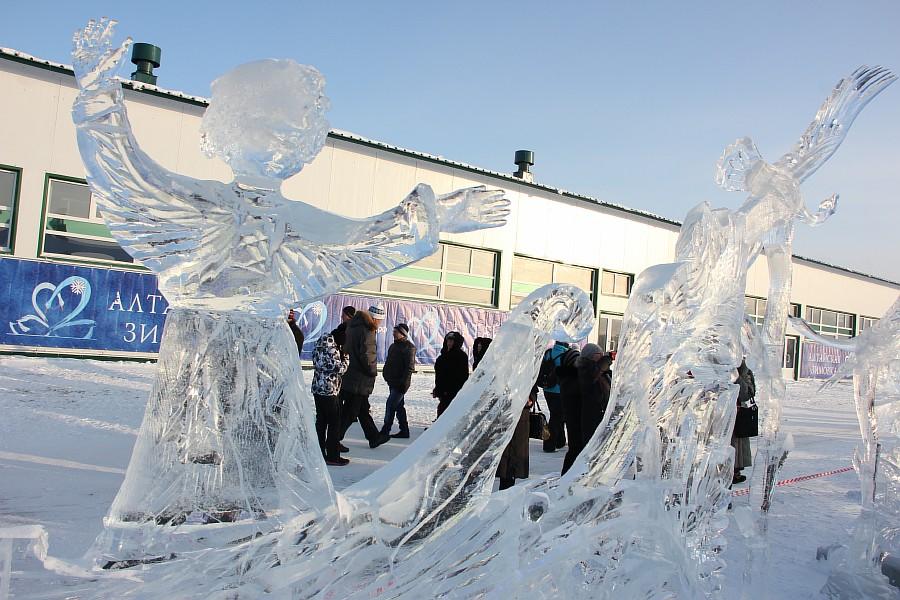 Алтайская Зимовка, лед, красота, креатив, ледяные фигуры, фотографии, Аксанов Нияз, kukmor, Алтайский край, Сибирское подворье, of IMG_3141